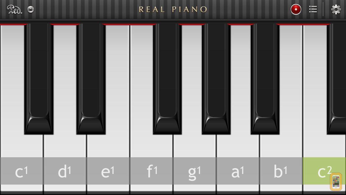 Screenshot - Real Piano™ Classic