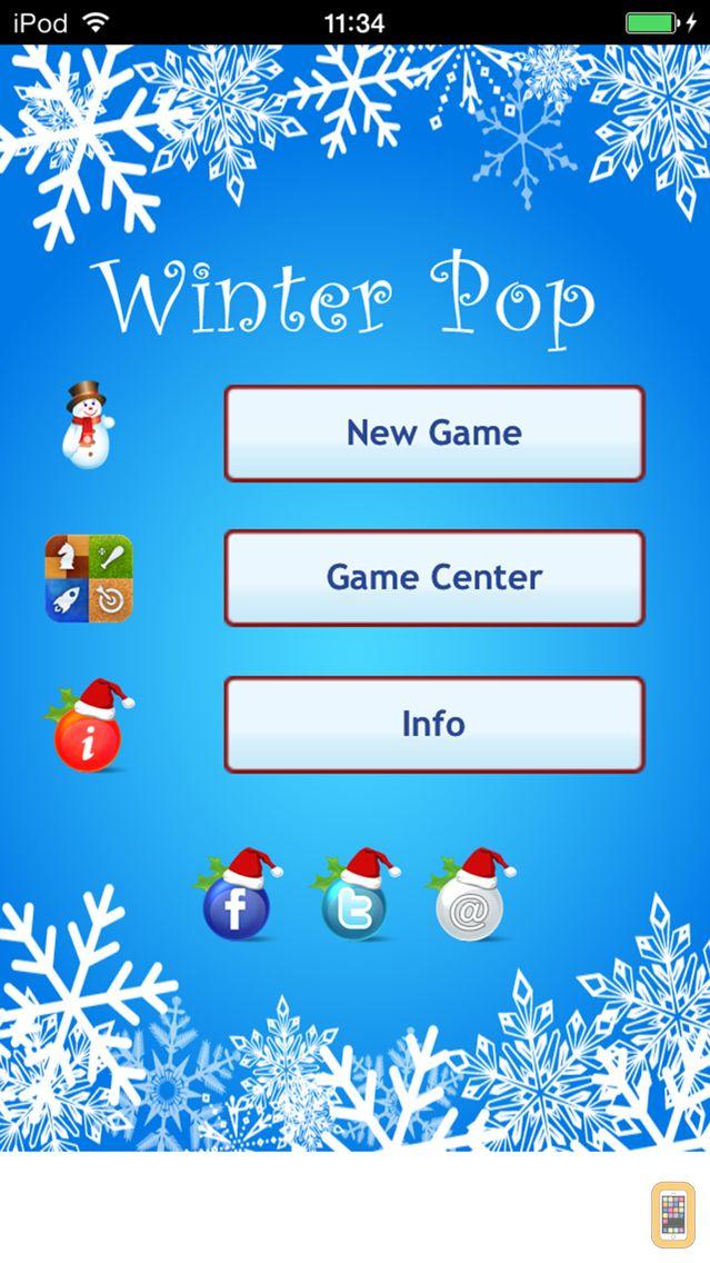 Screenshot - Winter Pop - Save Magic the Snowman