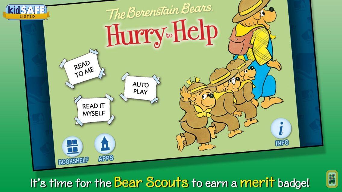 Screenshot - Berenstain Bears Hurry to Help