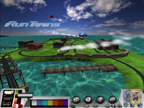 Screenshot - iRunTrains