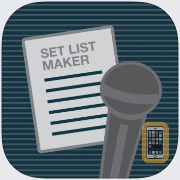 Set List Maker by Arlo Leach (Universal)