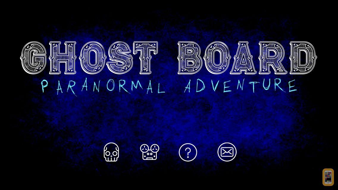 Screenshot - Ghost Board