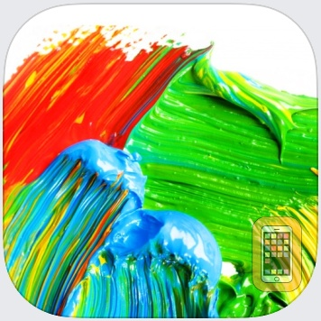 HD Colorful Splashy Wallpapers - Beautiful Splash Backgrounds for iPod iPad & iPhone by Pocket Books (Universal)