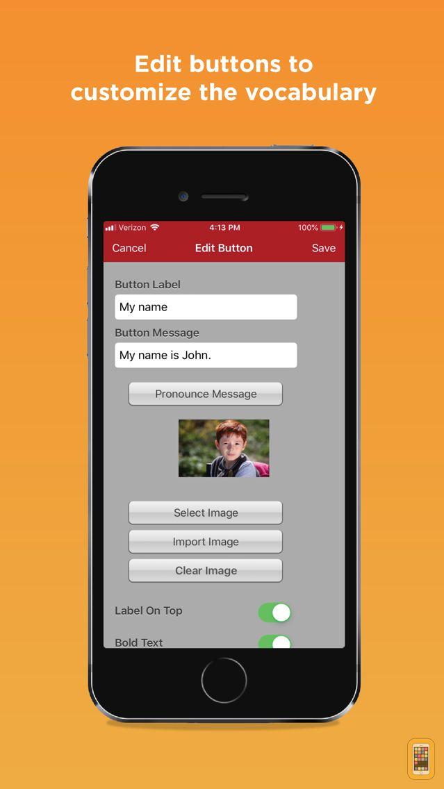 Screenshot - TouchChat HD- AAC w/ WordPower