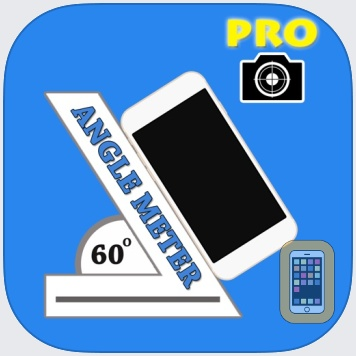 iAngle Meter PRO by nakhon phagdeechat (iPhone)