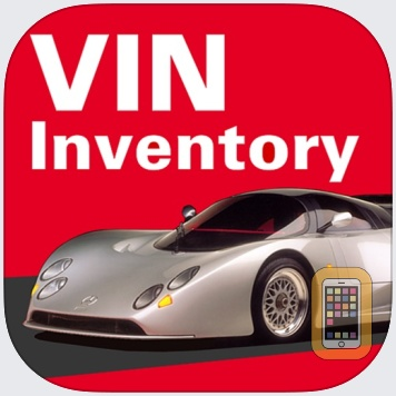 VIN Inventory by AutoPlus (iPhone)