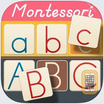 ABC Montessori Alphabetizing by Rantek Inc. (Universal)