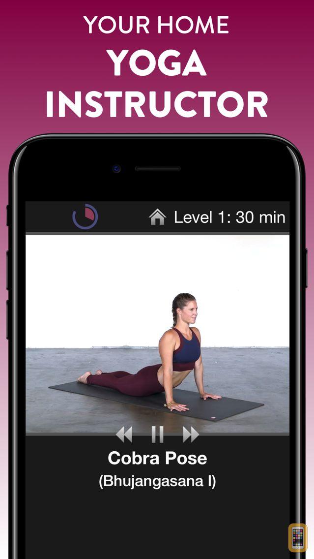 Screenshot - Simply Yoga