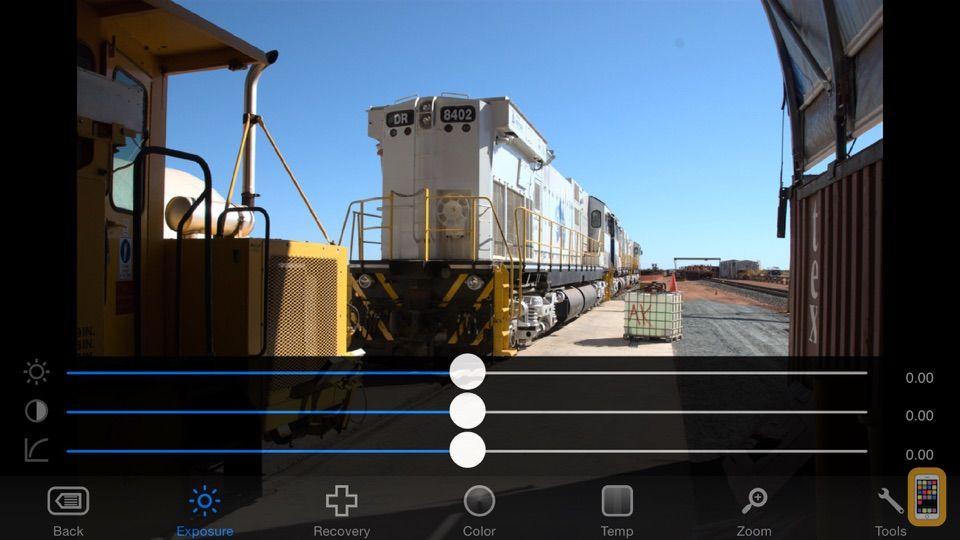 Screenshot - PhotoRaw