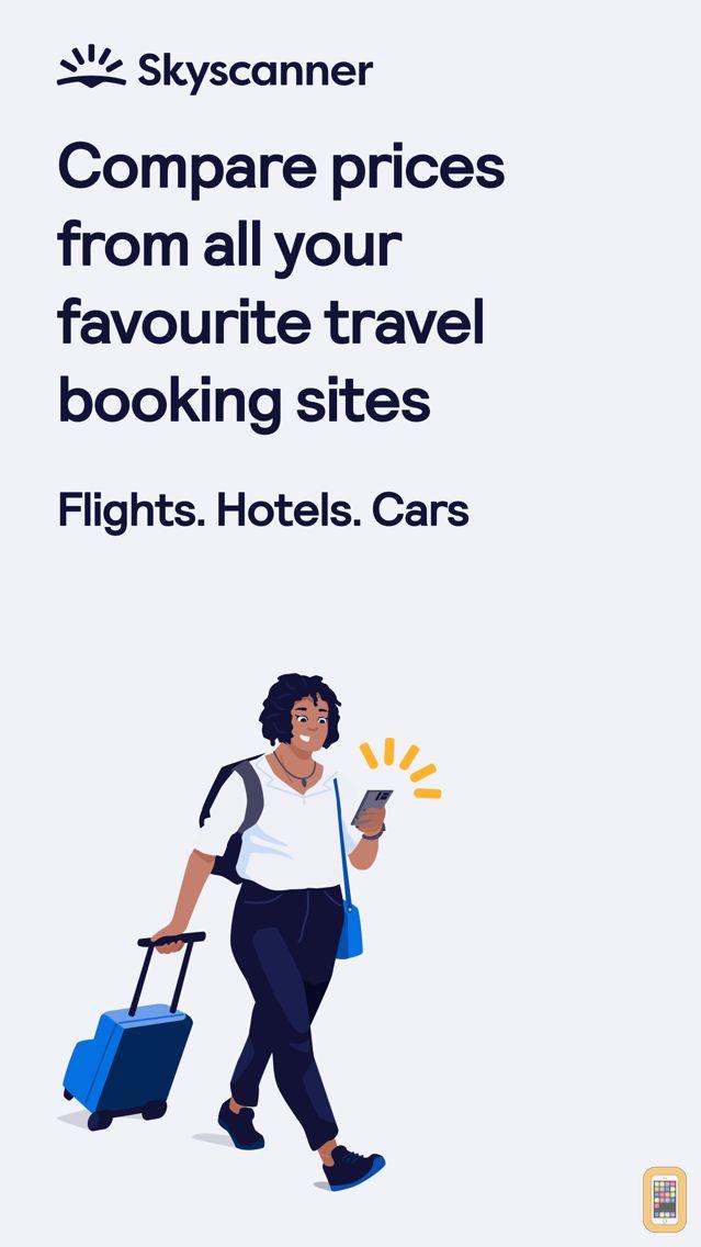 Screenshot - Skyscanner – travel deals