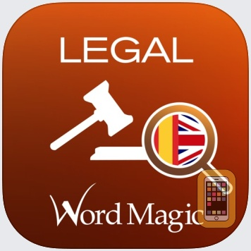 Spanish Legal Dictionary by Word Magic Software (Universal)