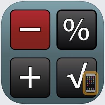 Accountant for iPad Calculator by Richard Silverman (iPad)