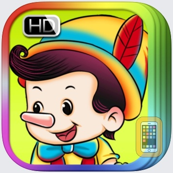 Pinocchio's Daring Journey by iBigToy inc. (Universal)