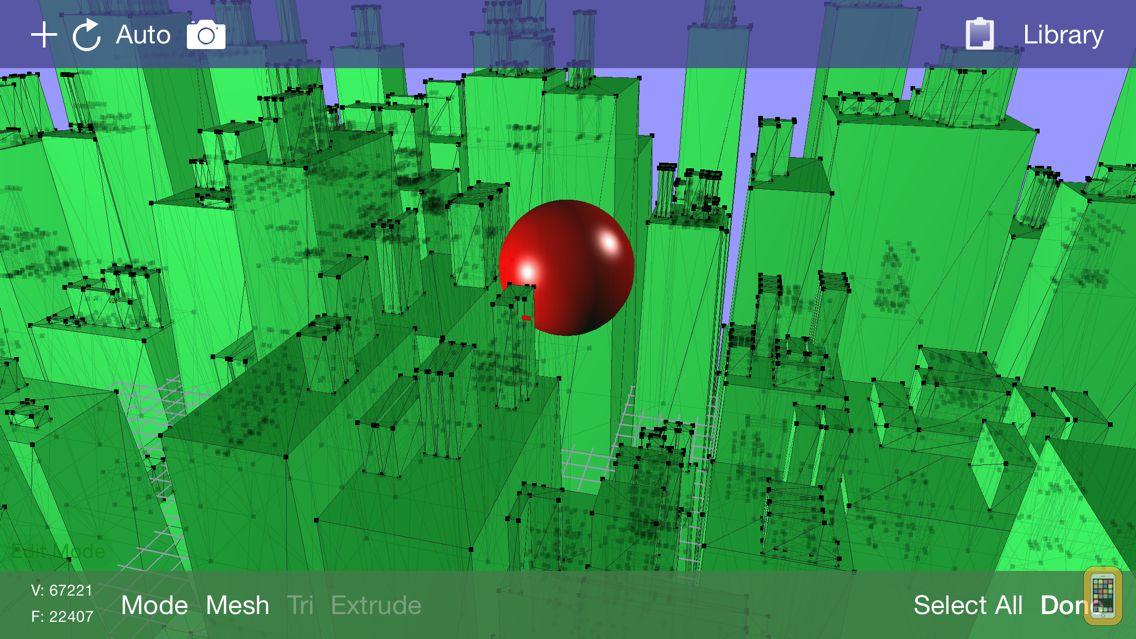 Screenshot - Verto Studio 3D