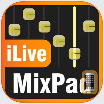 iLive MixPad by Allen & Heath Limited (iPad)
