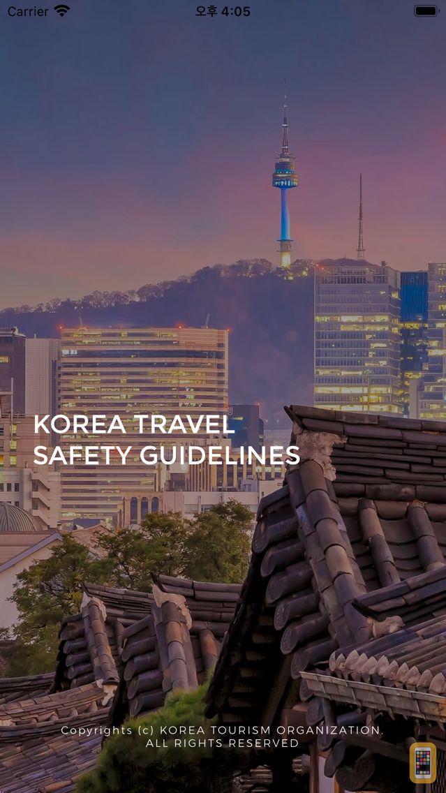 Screenshot - Visit Korea : Official Guide