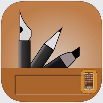 Drawing Box by Nguyen Tan Hon-Hu (iPad)