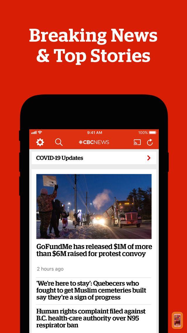 Screenshot - CBC News