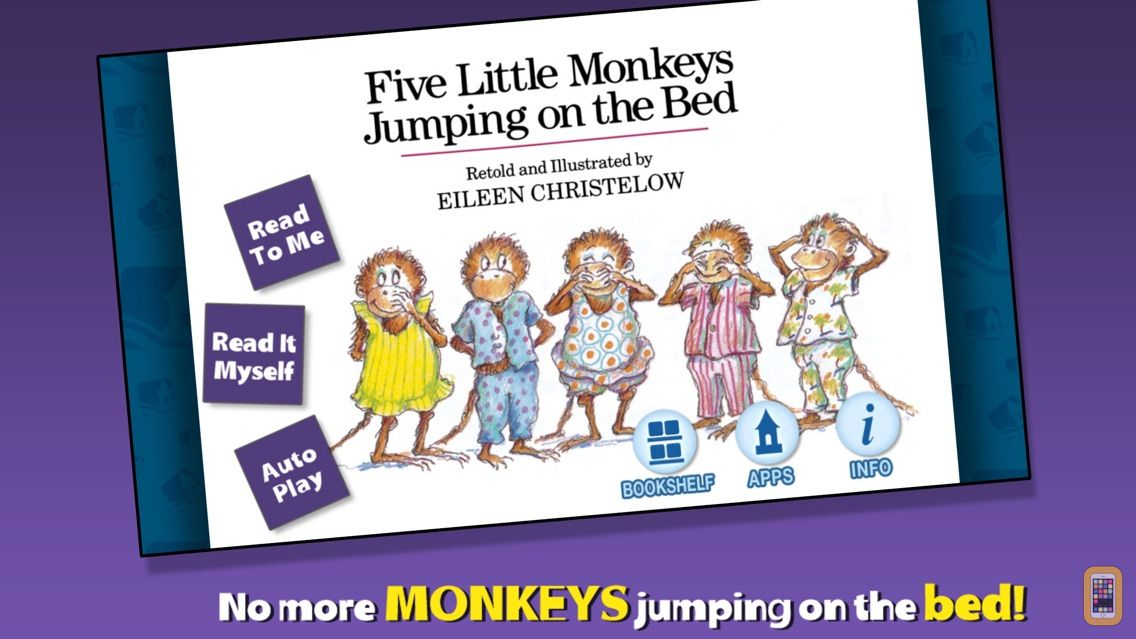 Screenshot - Five Little Monkeys Jumping on the Bed