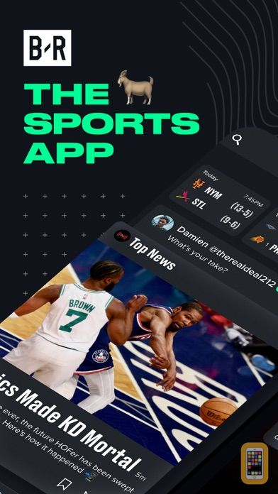 Screenshot - Bleacher Report: Sports News