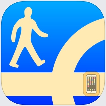 Tubewalker for iPad by Mark Moxon (iPad)