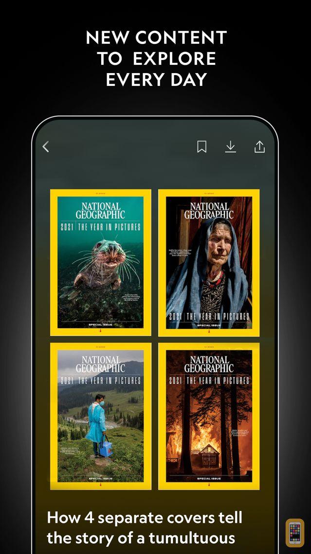 Screenshot - National Geographic Magazine
