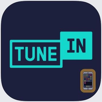 TuneIn - NFL Radio & Podcasts by TuneIn (Universal)