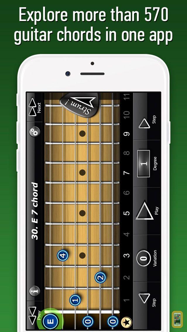 Screenshot - International Guitar Chords