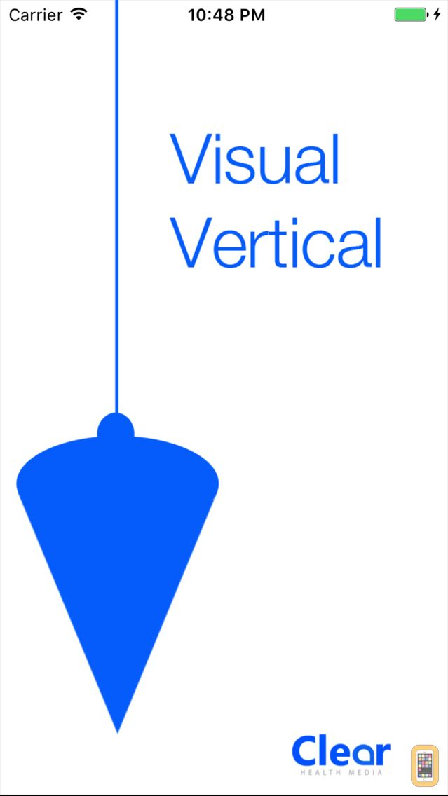Screenshot - Visual Vertical