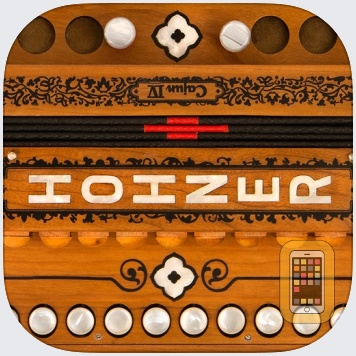 Hohner Cajun SqueezeBox by Michael Eskin (iPad)