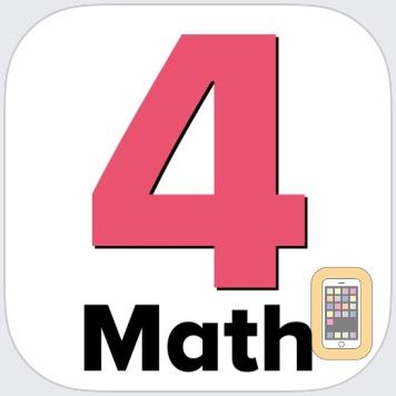 4th Grade Math Testing Prep by Peekaboo Studios LLC (Universal)
