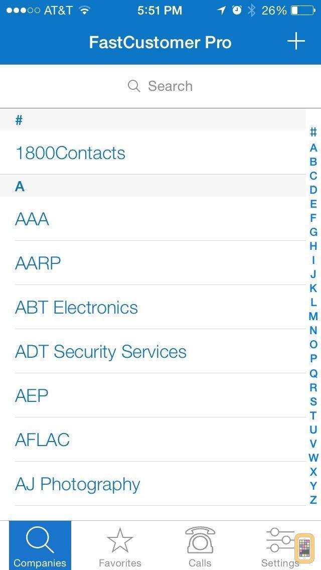 Screenshot - FastCustomer: Fast customer service
