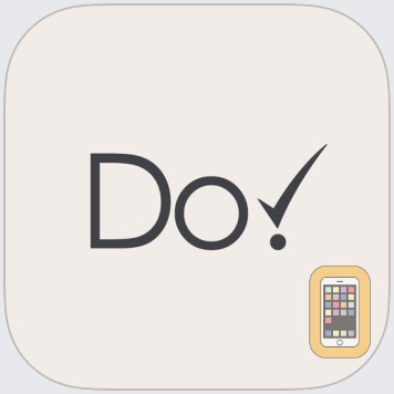 Do! - Simple To Do List by SIMPLERION (Universal)