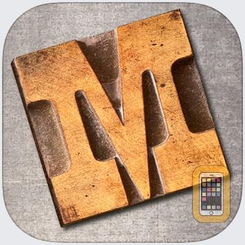 LetterMpress by Bonadies Creative Inc. (iPad)