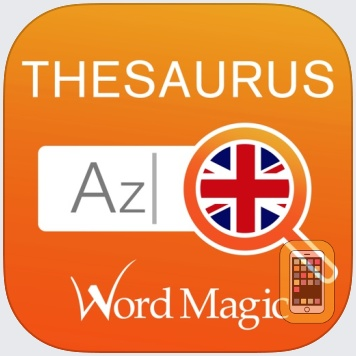 English Thesaurus by Word Magic Software (Universal)