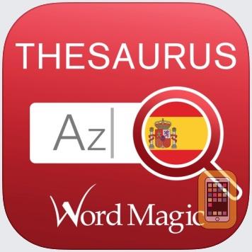 Spanish Thesaurus by Word Magic Software (Universal)