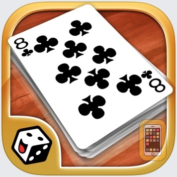 Crazy Eights Gold by LITE Games GmbH (Universal)