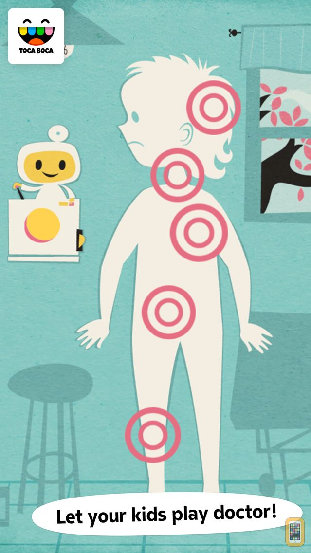 Screenshot - Toca Doctor