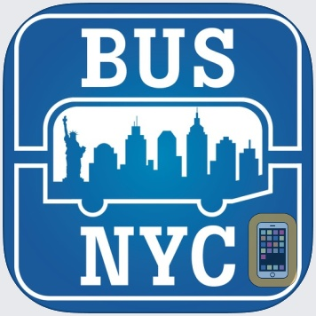 Bus New York City by Electric Labs Ltd (iPhone)