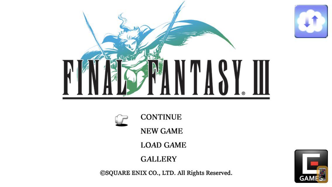 Screenshot - FINAL FANTASY III