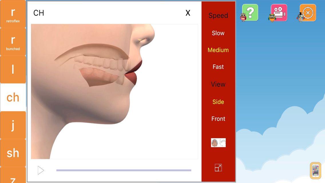 Screenshot - Speech Tutor