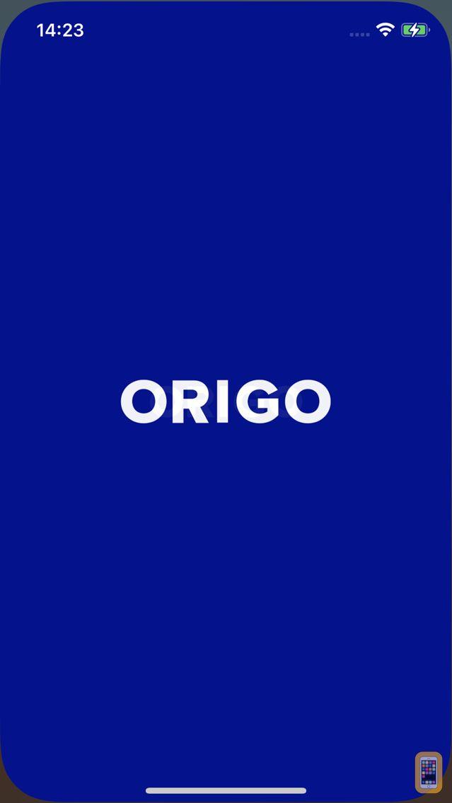Screenshot - Origo for iPhone