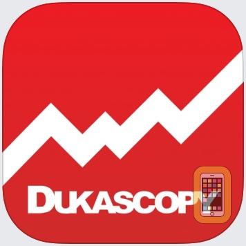 Swiss Forex Trader for iPad by Dukascopy Bank SA (iPad)
