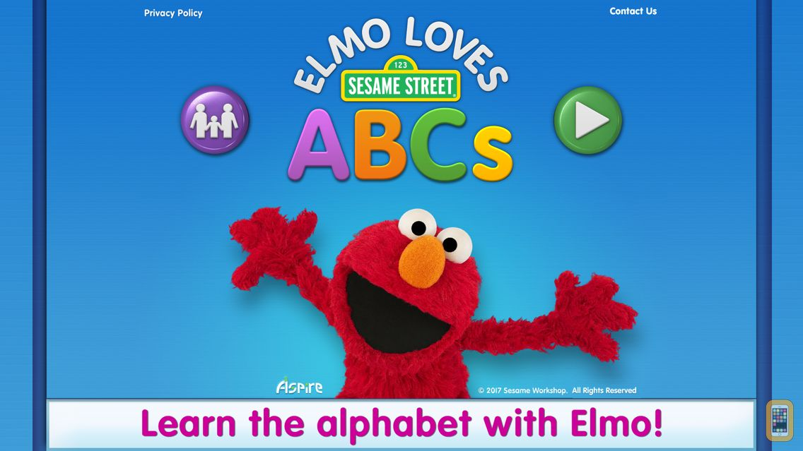 Screenshot - Elmo Loves ABCs