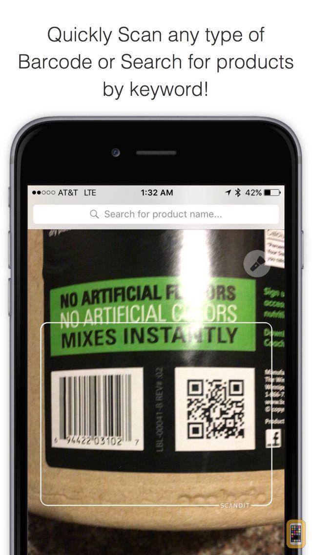 Screenshot - Bakodo Pro - Barcode Scanner & QR Code Reader