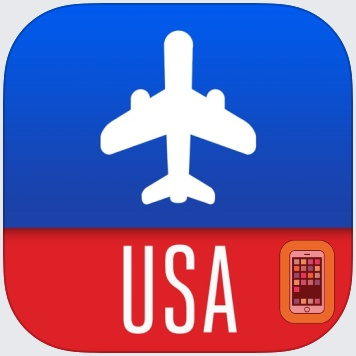 USA Travel Guide and Offline City Street Map by eTips LTD (Universal)