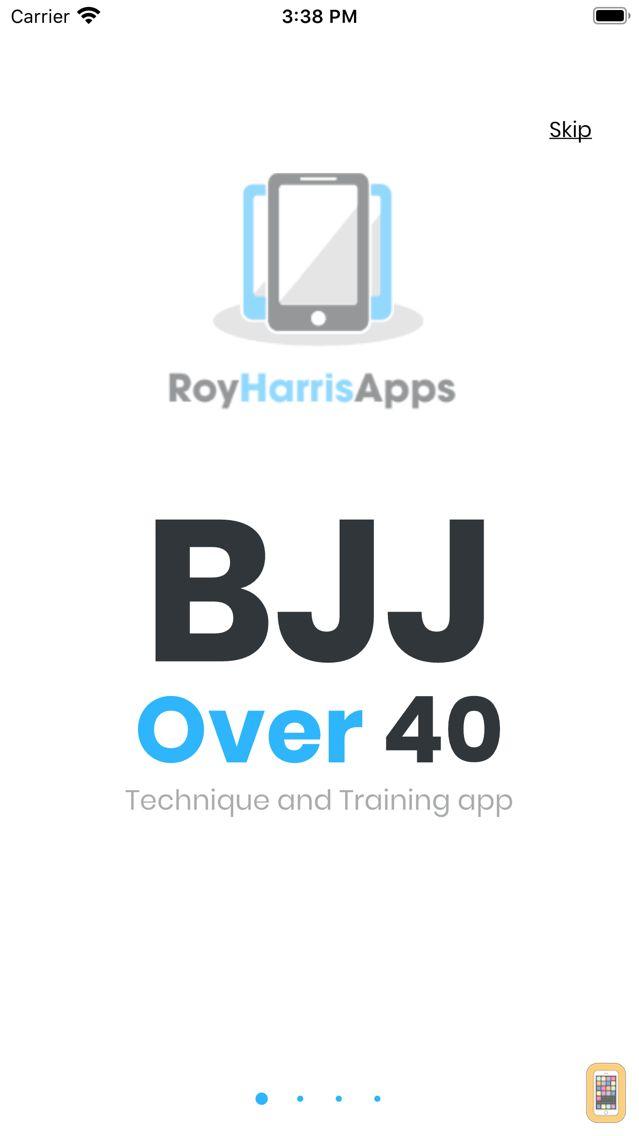Screenshot - Roy Harris BJJ Over 40