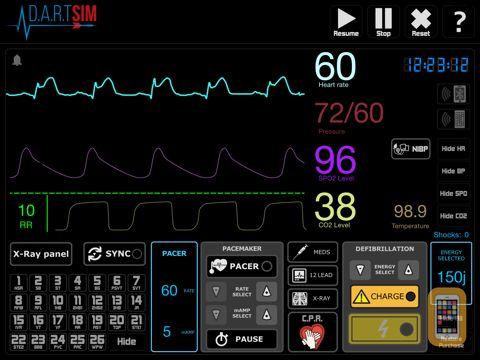 Screenshot - DART Sim