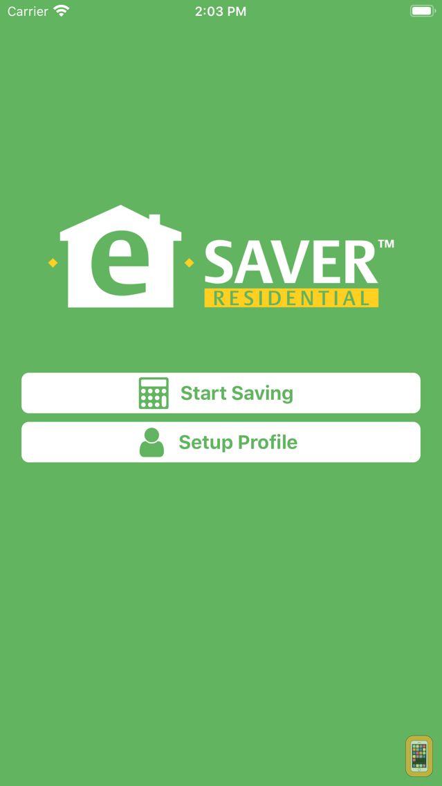 Screenshot - Emerson e-Saver