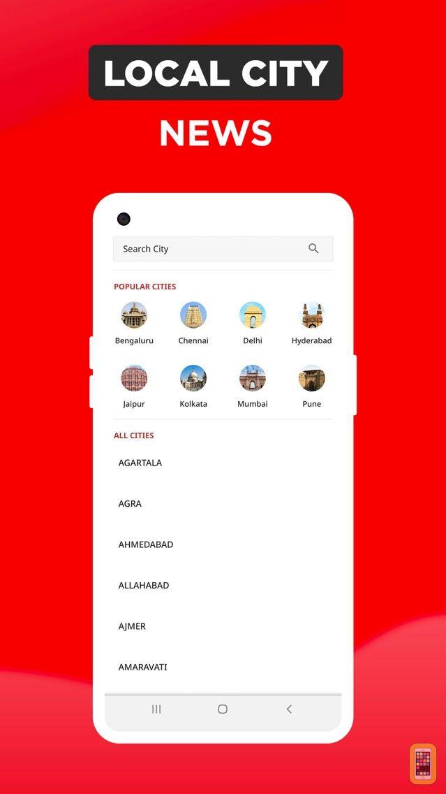 Screenshot - The Times of India